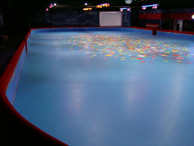 Icecourt Roller Skating Rink Floors