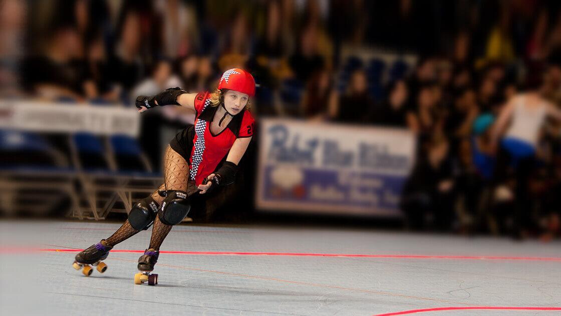 Icecourt Skate Roller Rink Floors Amp Roller Derby Flooring