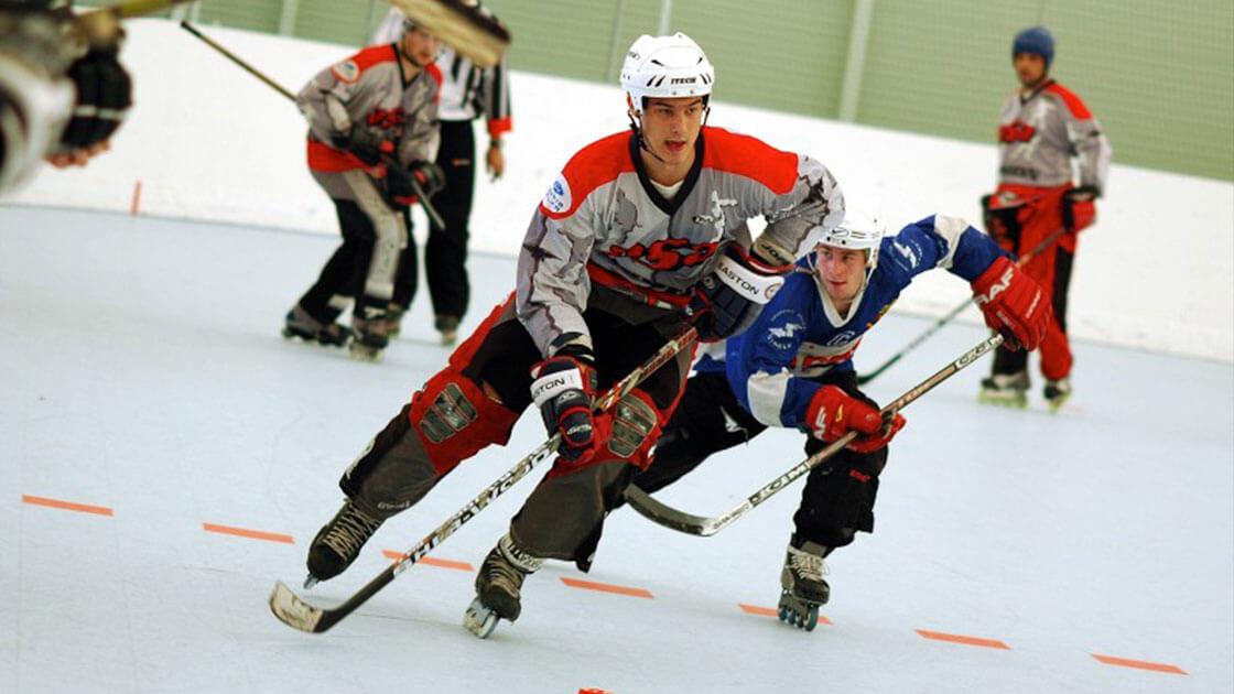 Icecourt Floor Tile For Inline Hockey Rinks